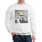 Karate Head Break Sweatshirt