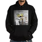 Karate Head Break Hoodie (dark)