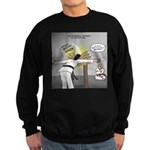Karate Head Break Sweatshirt (dark)