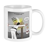 Karate Head Break Mug