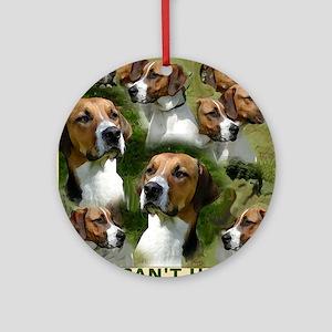 foxhound group Ornament (Round)