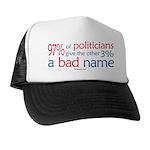 Anti-Government Politician  Trucker Hat