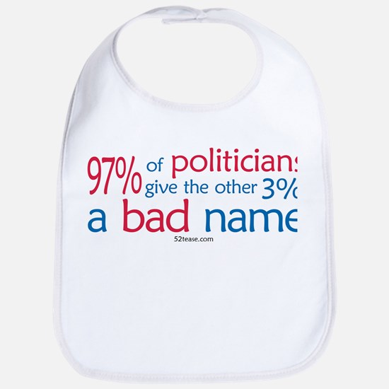 Anti-Government Politician  Bib