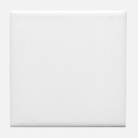 White Tile Coaster