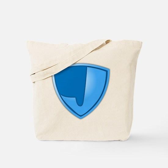 Super J Super Hero Design Tote Bag