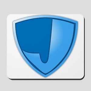 Super J Super Hero Design Mousepad