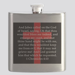 1 Chronicles 4:10 Flask