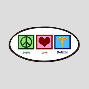 Peace Love Medicine Patches
