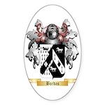 Bordas Sticker (Oval 50 pk)