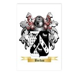 Bordas Postcards (Package of 8)