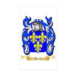 Borch Sticker (Rectangle 50 pk)