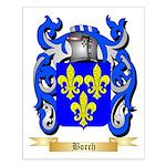 Borch Small Poster