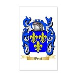 Borch 20x12 Wall Decal