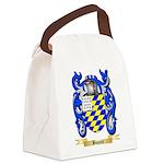 Boquet Canvas Lunch Bag