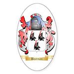 Bootman Sticker (Oval 50 pk)