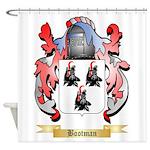 Bootman Shower Curtain