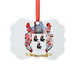 Bootman Picture Ornament