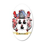 Boothroyd 20x12 Oval Wall Decal