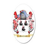 Boothroyd 35x21 Oval Wall Decal