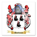 Boothman Square Car Magnet 3