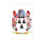 Boothman Sticker (Rectangle)