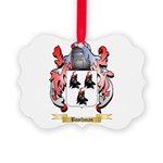 Boothman Picture Ornament