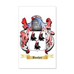 Boothey 35x21 Wall Decal