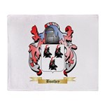 Boothey Throw Blanket
