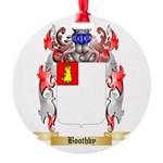 Boothby Round Ornament