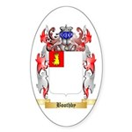 Boothby Sticker (Oval 10 pk)