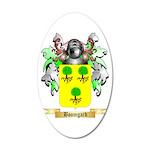 Boomgard 20x12 Oval Wall Decal