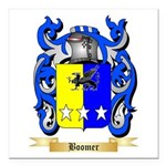Boomer Square Car Magnet 3