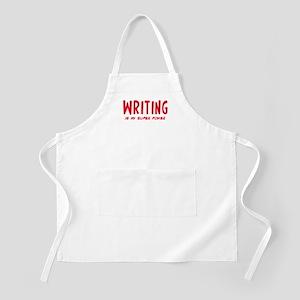 Super Power: Writing Apron