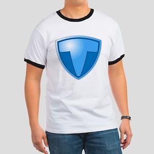 Super T Super Hero Design T-Shirt