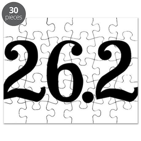 26.2 Marathon Puzzle