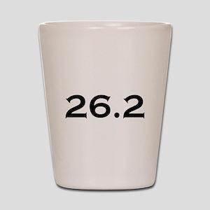 26.2 Marathon Shot Glass