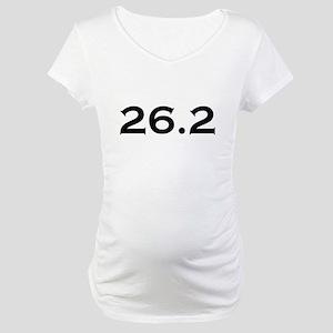 26.2 Marathon Maternity T-Shirt