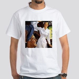 Rest Home White T-Shirt