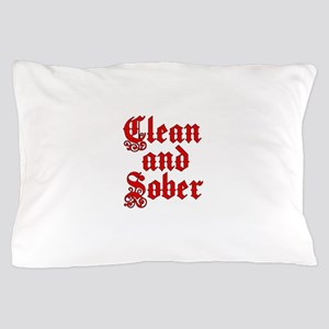 CleanSober Pillow Case