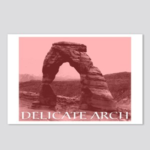 Delicate Arch, Utah Postcards (Package of 8)