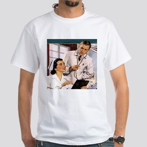 Clinic White T-Shirt