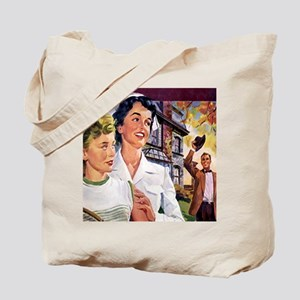 Boarding School Tote Bag