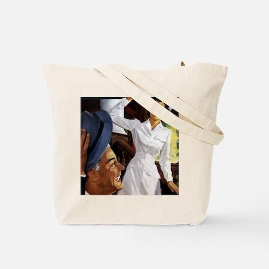Boarding School Tote Bag