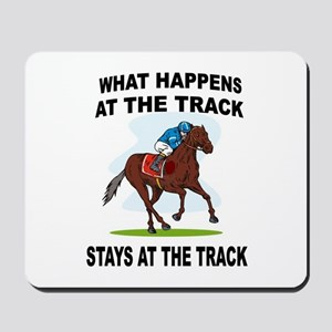 HORSE RACING Mousepad