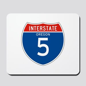 Interstate 5 - OR Mousepad