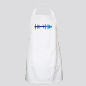 That's one small step for (a) man... Apron