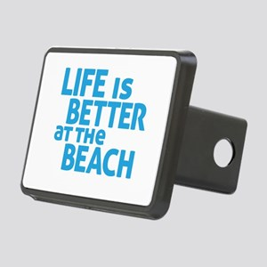 Life Is Better At The Beach Hitch Cover