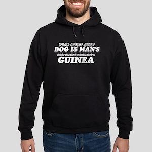 Guinea Designs Hoodie (dark)