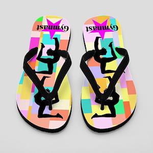 FIERCE GYMNAST Flip Flops