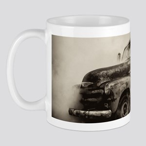 Burnout Pit Truck Mug